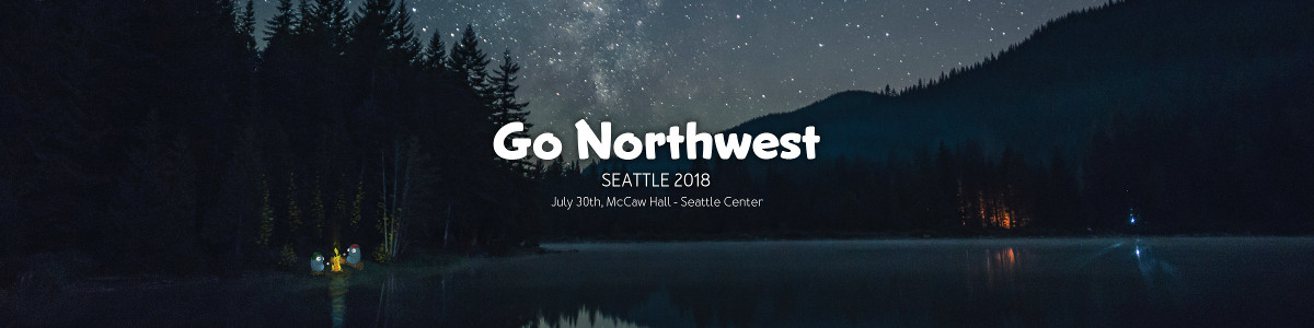 Planning a community conference: Reflections on Go Northwest